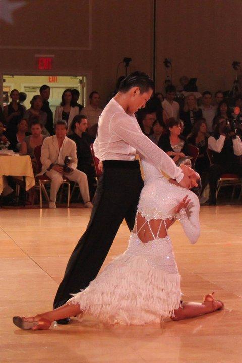 Jason Dai and Patrycja Golack