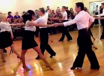 2012 Brooklyn DanceSport Club Anniversary