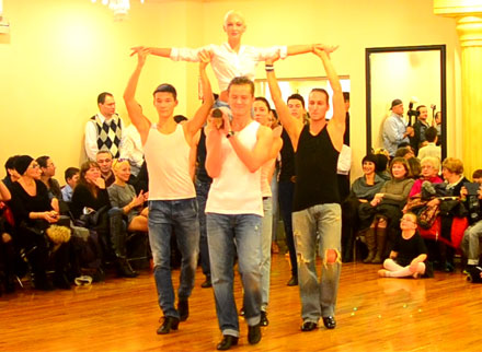 Adult Class Performance