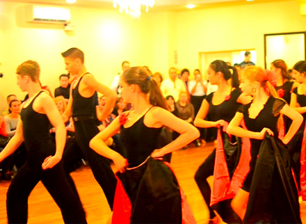 Junior Youth Paso Doble