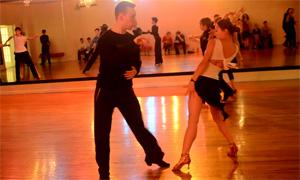 Stanislav Savich and Annie He Xiao