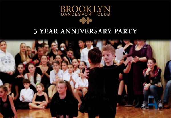 Brooklyn Dancesport Anniversary