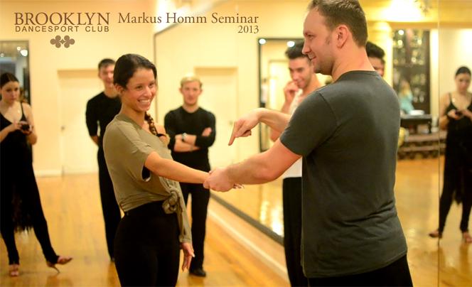 2013 Markus Homm Seminar