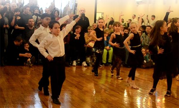 2014 BDSC Anniversary beginner Latin