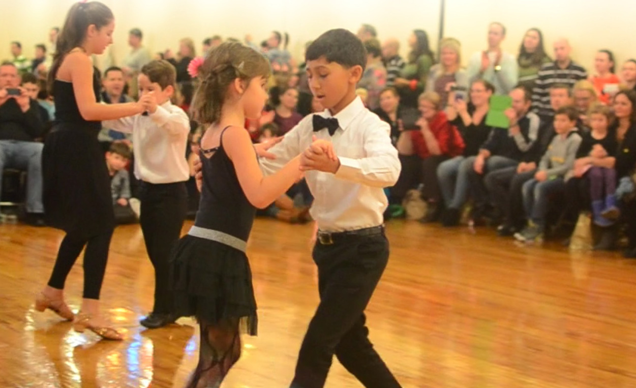 2014 Anniversary Party - Beginner Quickstep