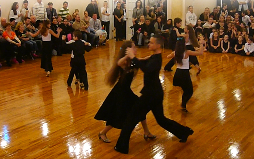 2014 Anniversary Pre-Bronze Waltz