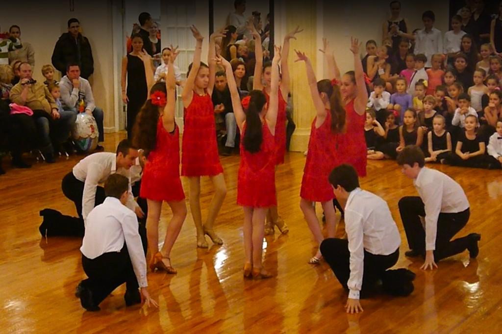 2014 Anniversary Junior Samba