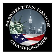 manhattan dance championships logo