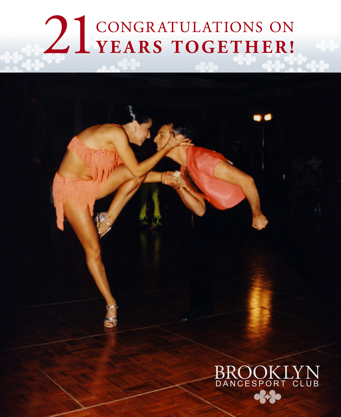 Eugene Katsevman and Maria Manusova's Anniversary