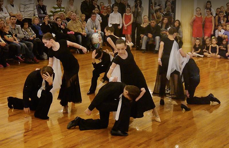 Junior Gold Viennese Waltz