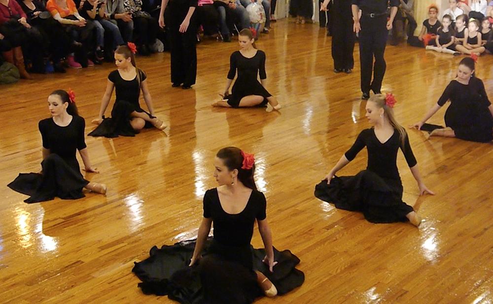 Standard Seminar Tango