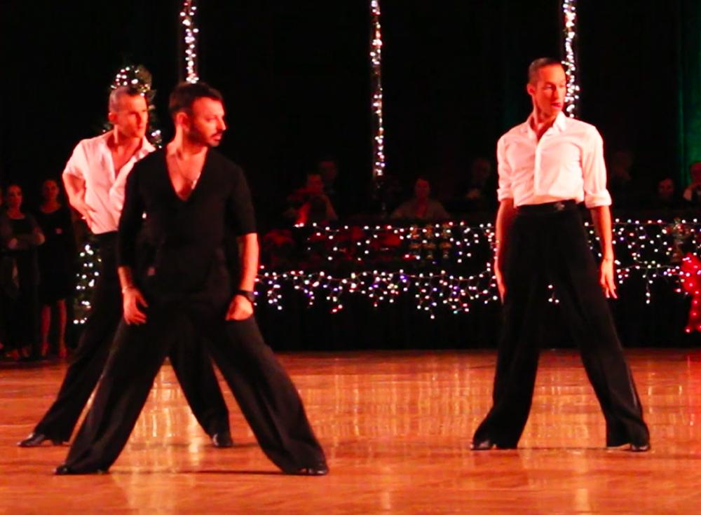 2014 holiday dance classic cha cha