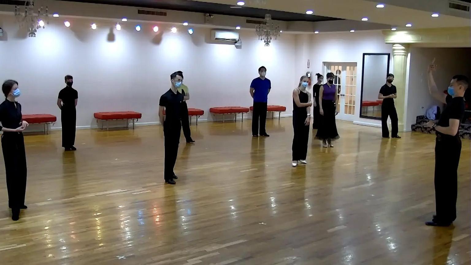 8/12/20 Ballroom Seminar With Marat Gimaev