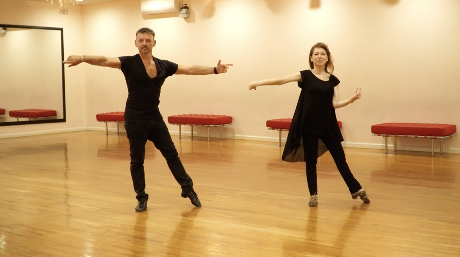 Solo Rumba Exercise